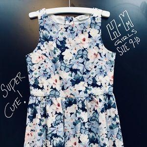 H&M dress size 9/10